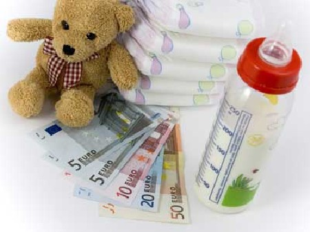 Mit welcher Unterstützung Familien rechnen können © Daniel Fuhr, Fotolia.com