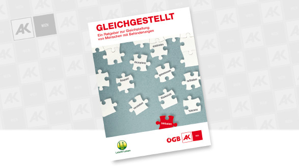 Cover der Broschüre © Luger, Fotolia