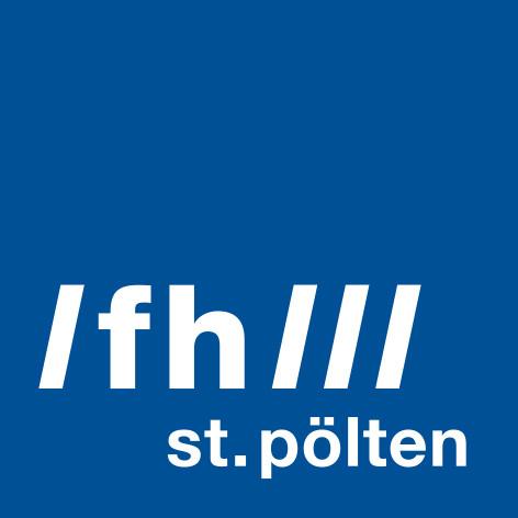 Logo FH St. Pölten © FH St. Pölten,