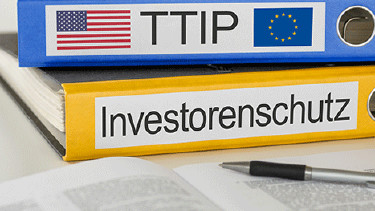 TTIP & Investorenschutz © Zerbor, Fotolia.com