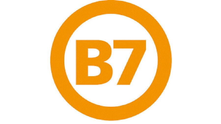 Logo B7 © B7, B7