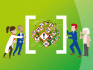 Logo der Kampagne © European Agency for Safety and Health at Work
