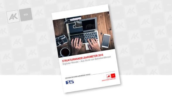 Cover der Broschüre © beeboys - Fotolia.com, AK Wien