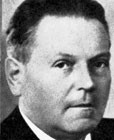 Karl Mantler - Präsident zwischen 1945 und 1956 © AK, Arbeiterkammer