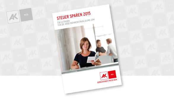Cover der Broschüre © Lisi Specht, AK Wien