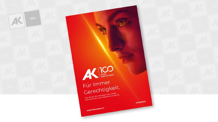 Cover der Broschüre © Elsa Okazaki, Arbeiterkammer