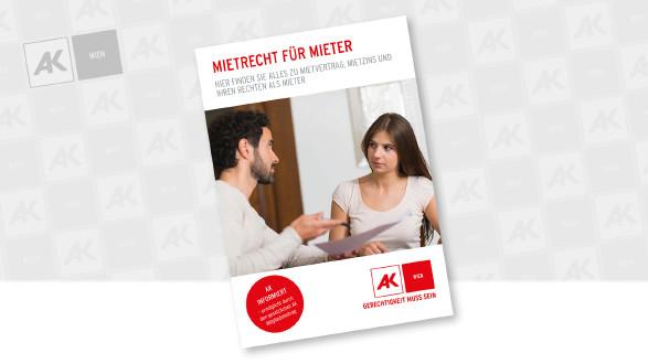 Cover der Broschüre © Minerva Studio - Fotolia.com, AK Wien