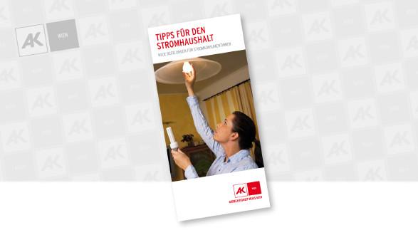 Cover der Broschüre © Gina Sanders - stock.adobe.com, AK Wien