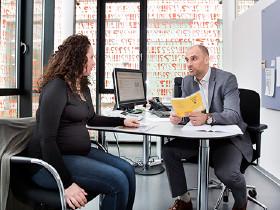 Beratung Schwangerschaft © Lisi Specht, AK Wien
