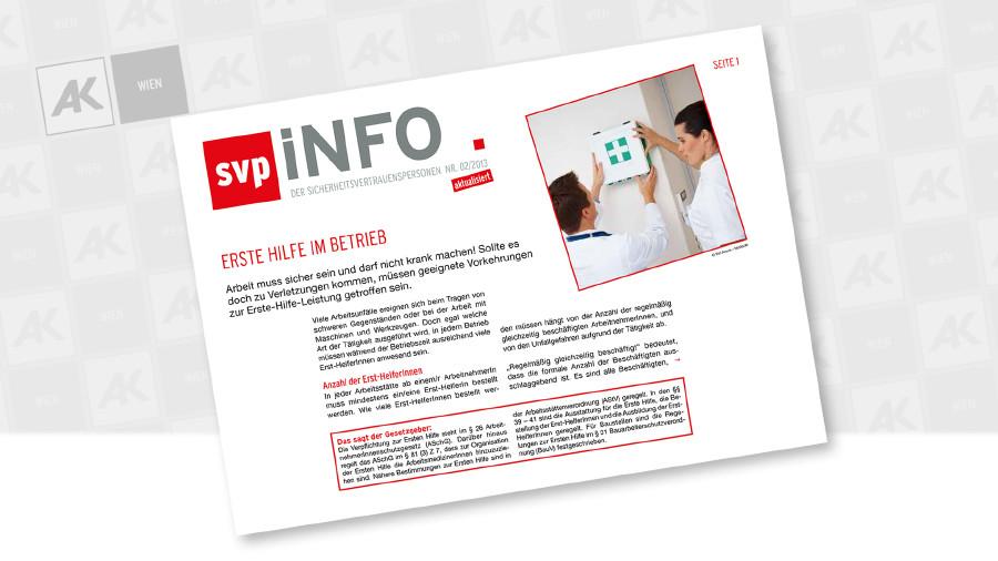 Cover der Broschüre ©  Yuri Arcurs - stock.adobe.com, AK Wien