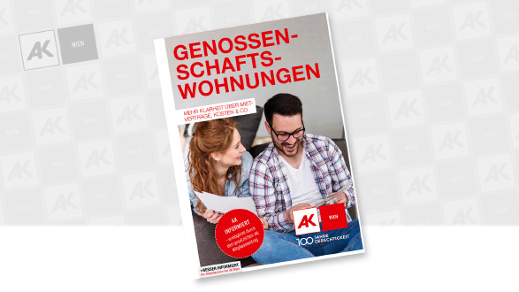 Cover der Broschüre © lordn - stock.adobe.com, AK Wien