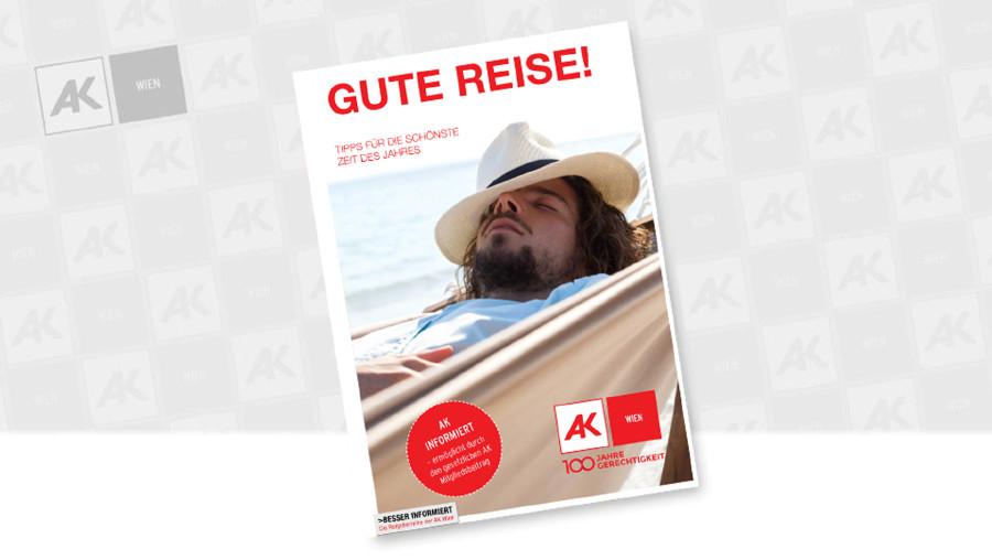 Cover der Broschüre © Dasha Petrenko – Fotolia.com, AK Wien