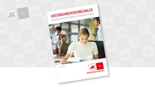 Cover der Broschüre © AK Wien
