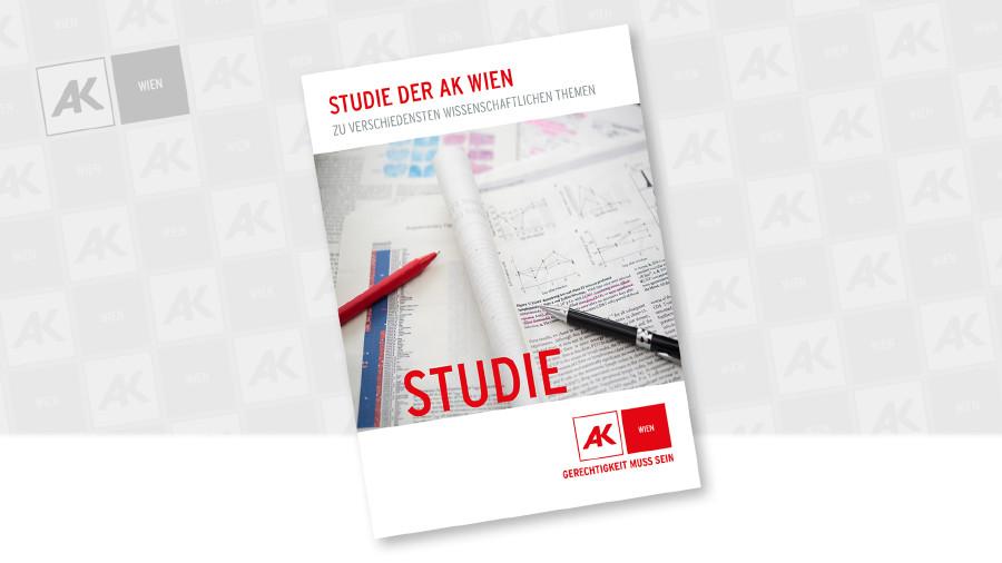 Symbolbild einer Studie der AK Wien © sharaku1216 - stock.adobe.com, AK Wien