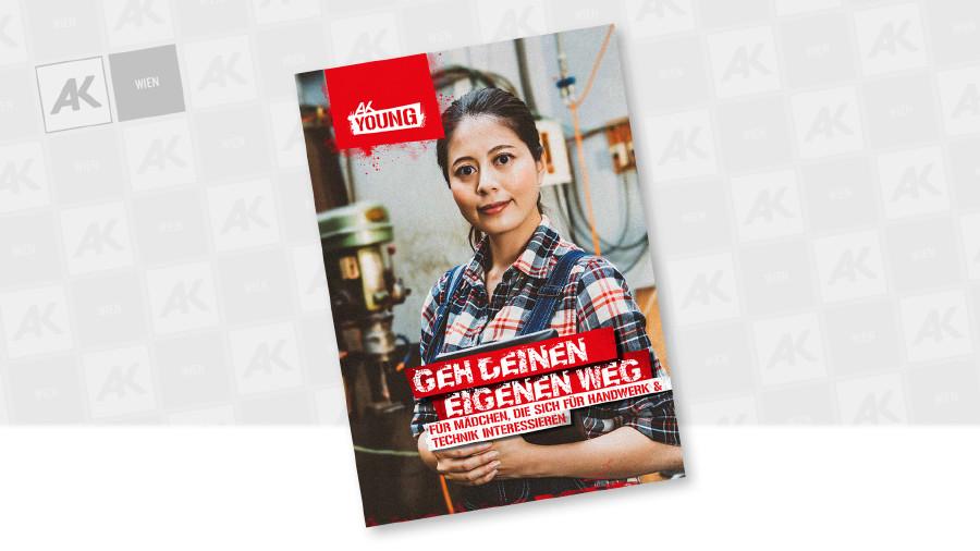 Cover der Broschüre © PRImageFactory - stock.adobe.com, AK Wien