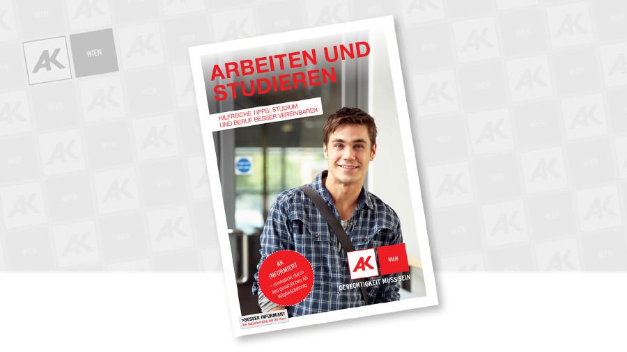 Cover der Broschüre © Monkey Business - stock.adobe.com, AK Wien