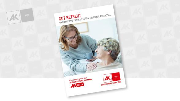 Cover der Broschüre © KatarzynaBialasiewicz - istock.com, AK Wien