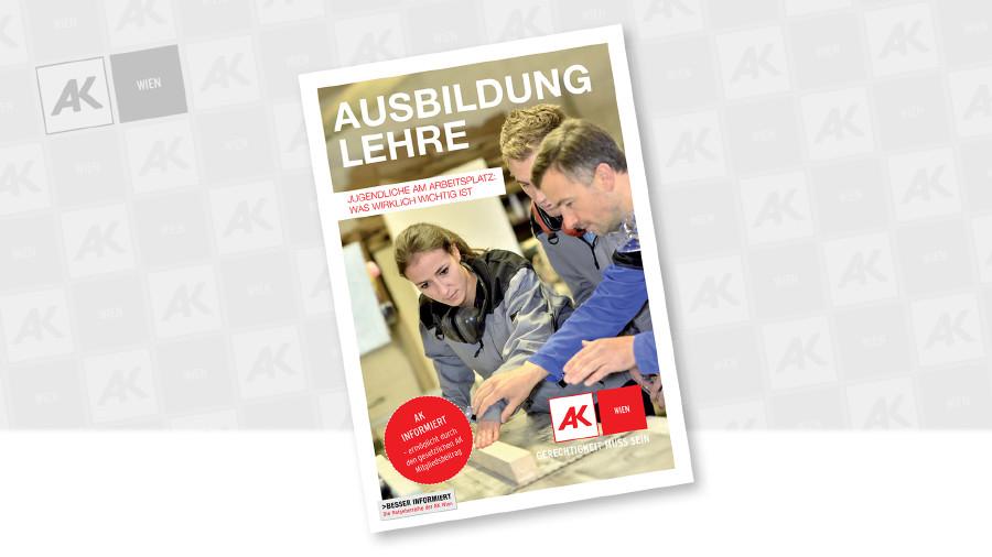 Cover der Broschüre © goodluz – stock.adobe.com, AK Wien