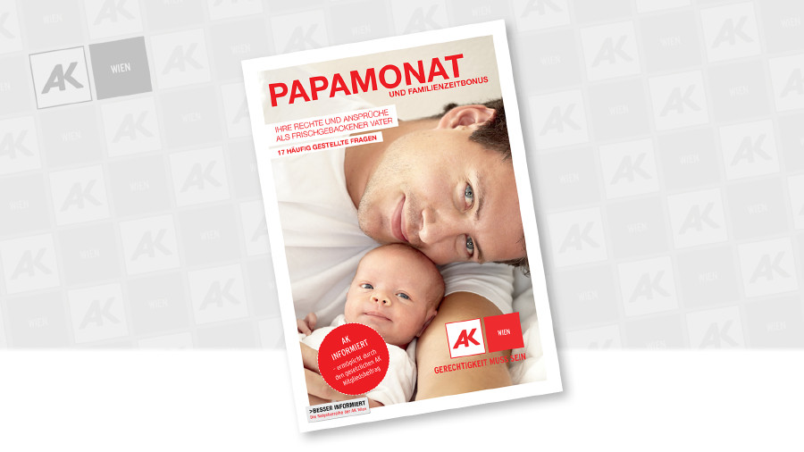 Cover der Broschüre © AK Wien, epixproductions - stock.adobe.com