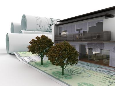 Bauplanung © arsdigital, Fotolia.com