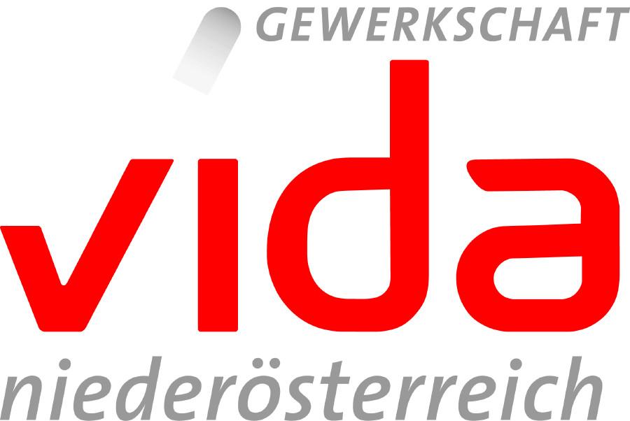 Logo vida Niederösterreich © vida,
