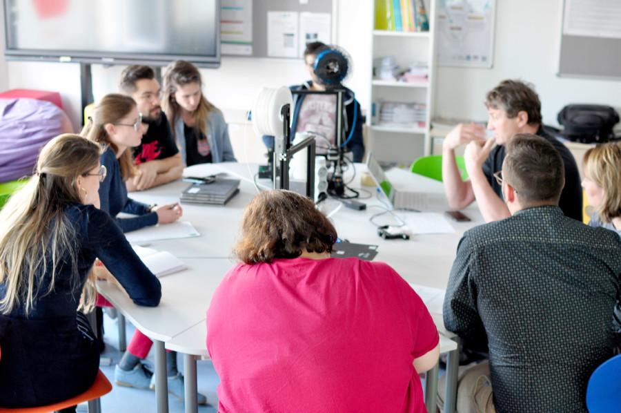 Open Lab  © edu-Makerspace