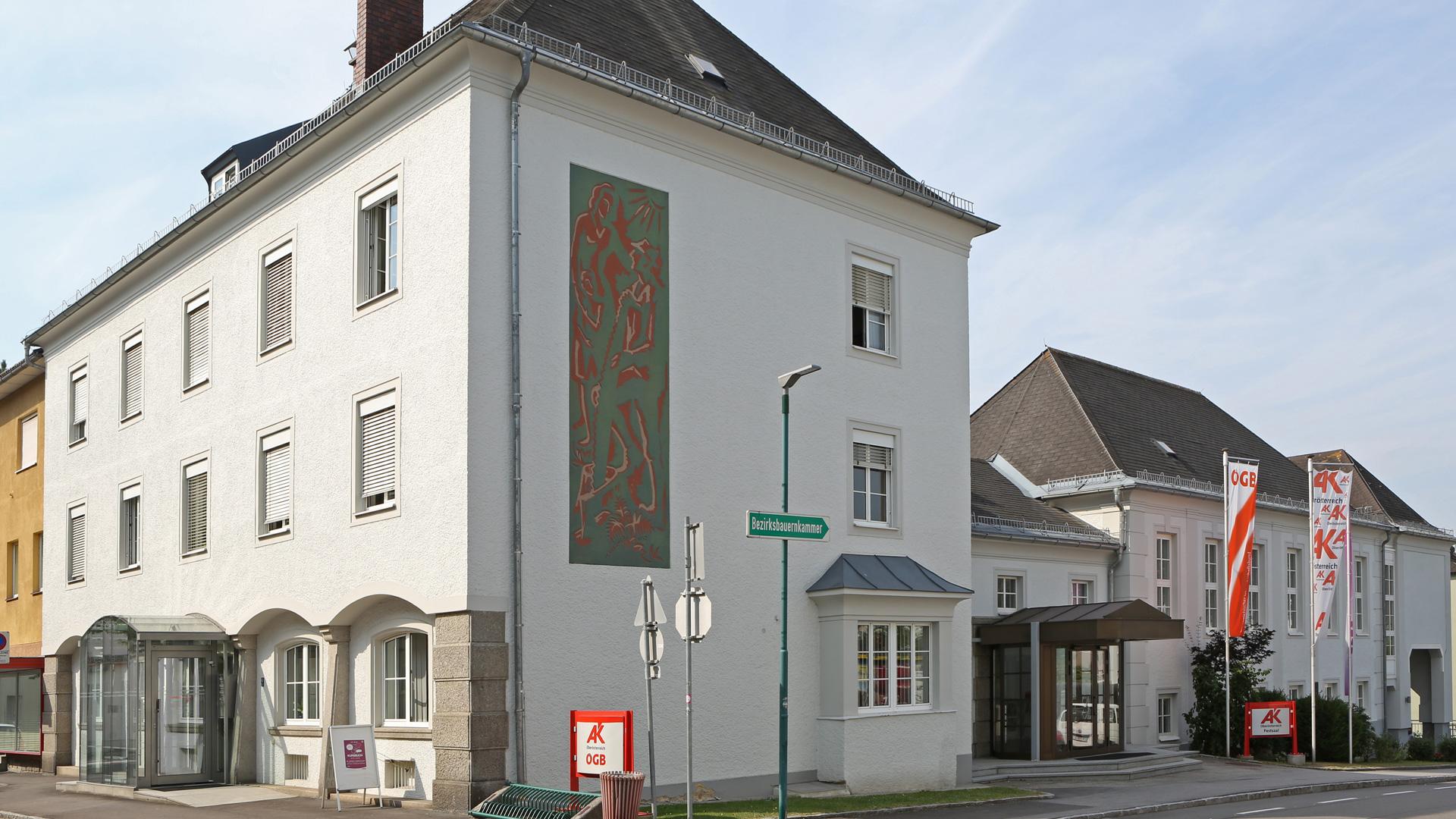 Freistadt Arbeiterkammer Oberösterreich